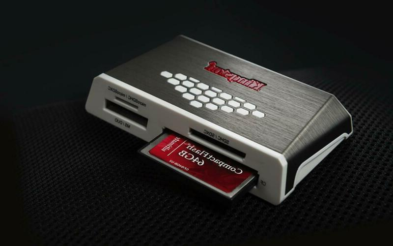 Smart Card Reader Usb Kingston Writer USB 3.0 / SD Card