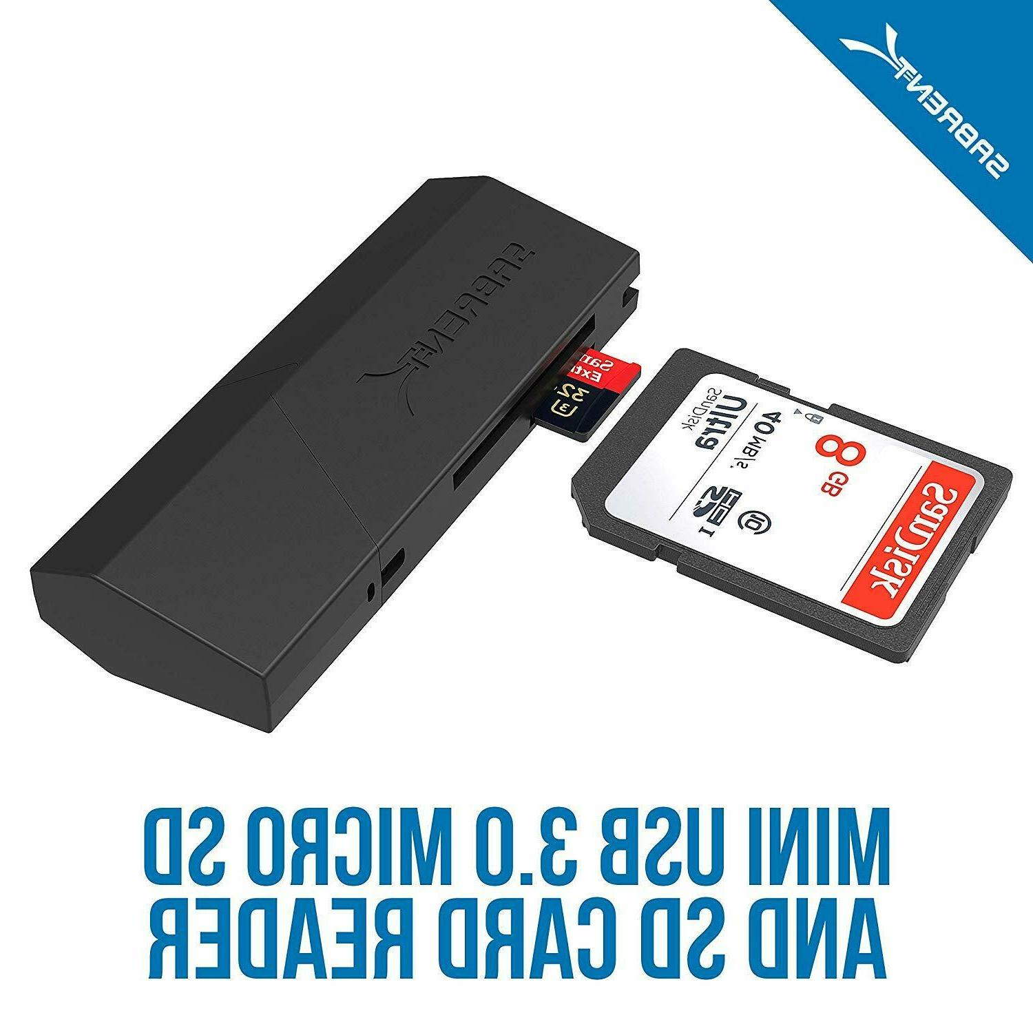SuperSpeed Flash Memory Card Reader for