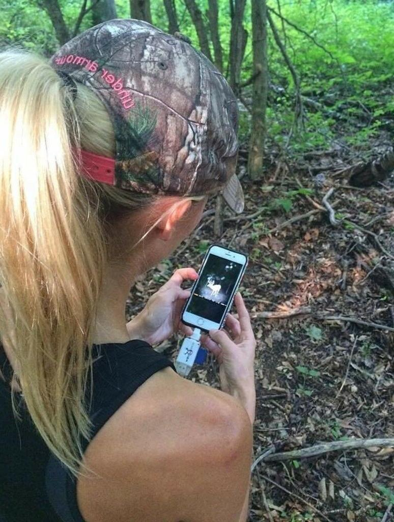 Trail Card Reader iPhone Android Wildgame