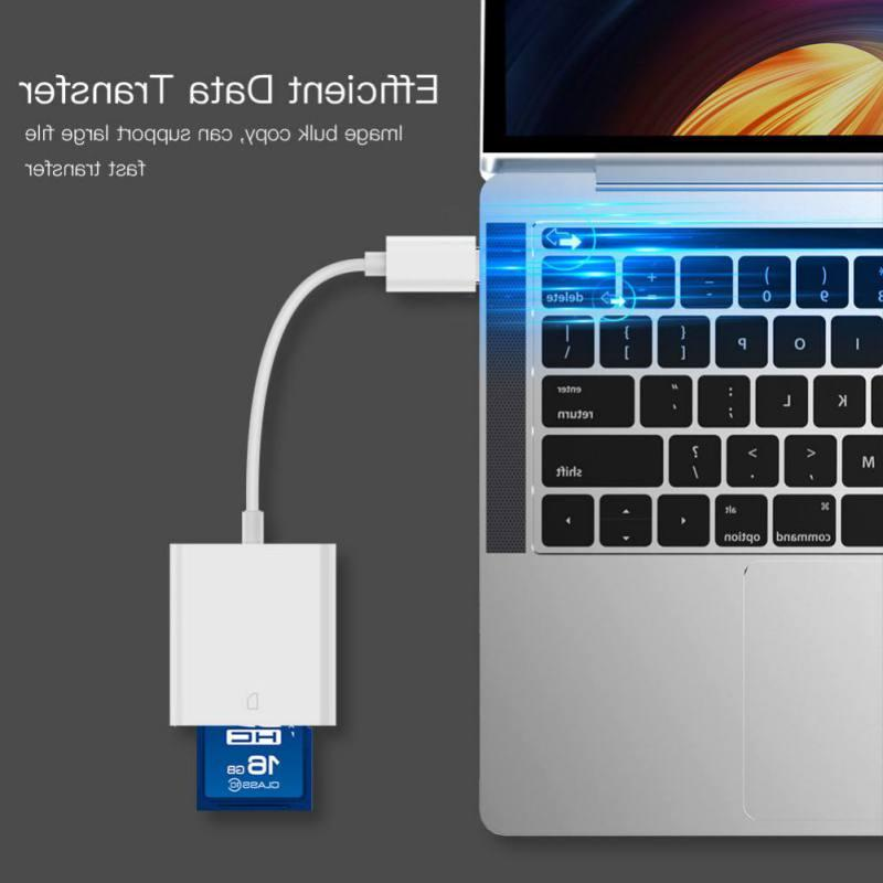 Universal C USB-C SDXC Cable Macbook For Samsung Phone