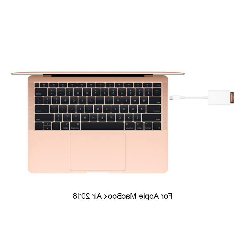 Universal 3.1 C to SD SDXC Cable for Macbook For Samsung Phone