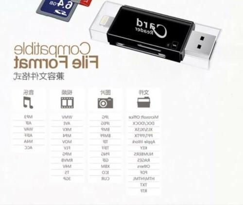 USB 1 SD reader for Android