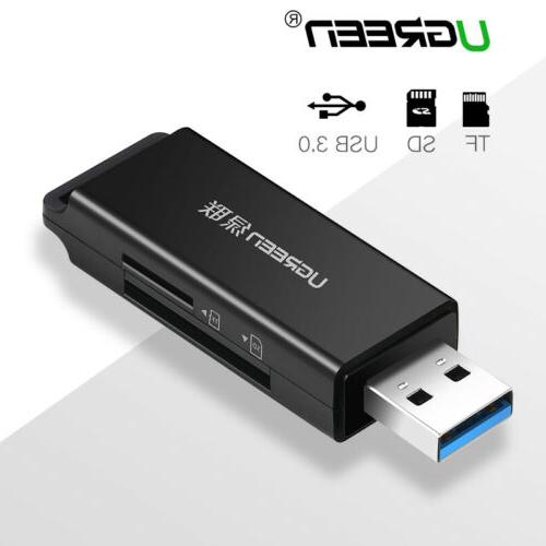 usb 3 0 card reader sd tf