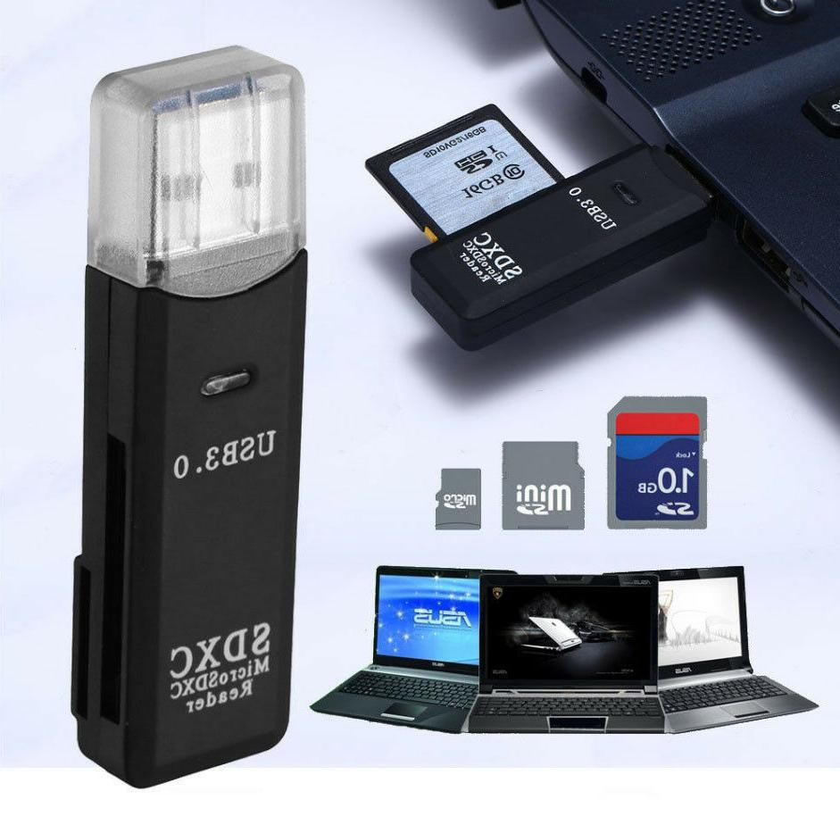 USB Card Adapter for Micro T-Flash USA