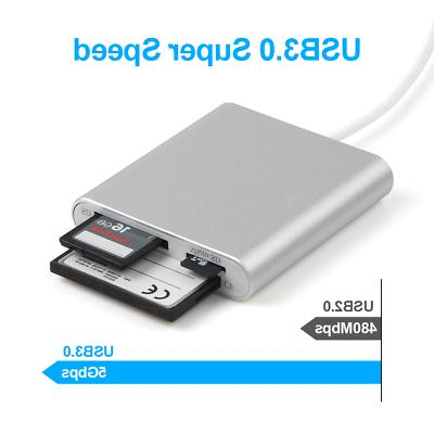 UNITEK USB 3.0 Flash Memory Reader Micro SDXC