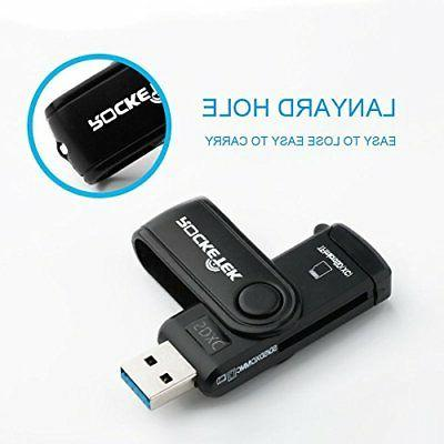 USB 3.0 Reader, 2 Memory a Build-in