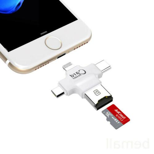 Reader Adapter Type-C For Android USA