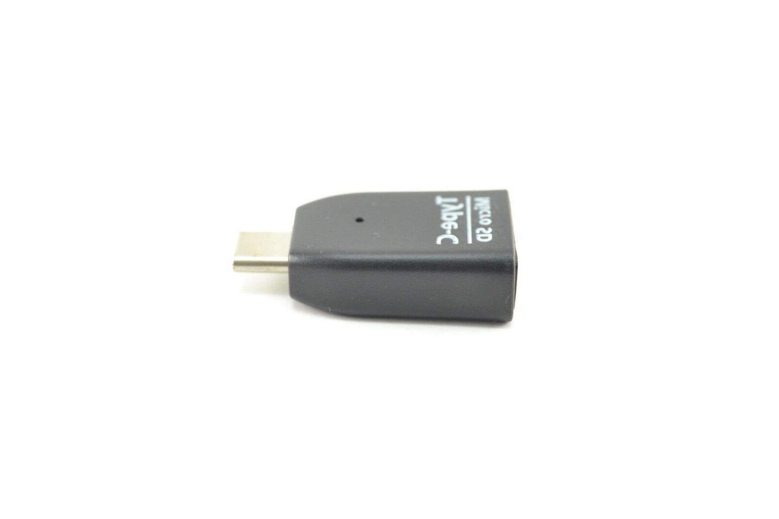 USB USB-C SD Memory Card Adapter for Galaxy S10