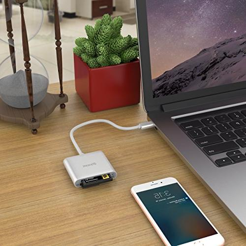 Card Reader, to Reader, 1 USB 3.1 5Gbps CF/SD/TF Micro SD/SD/MD/MMC/S