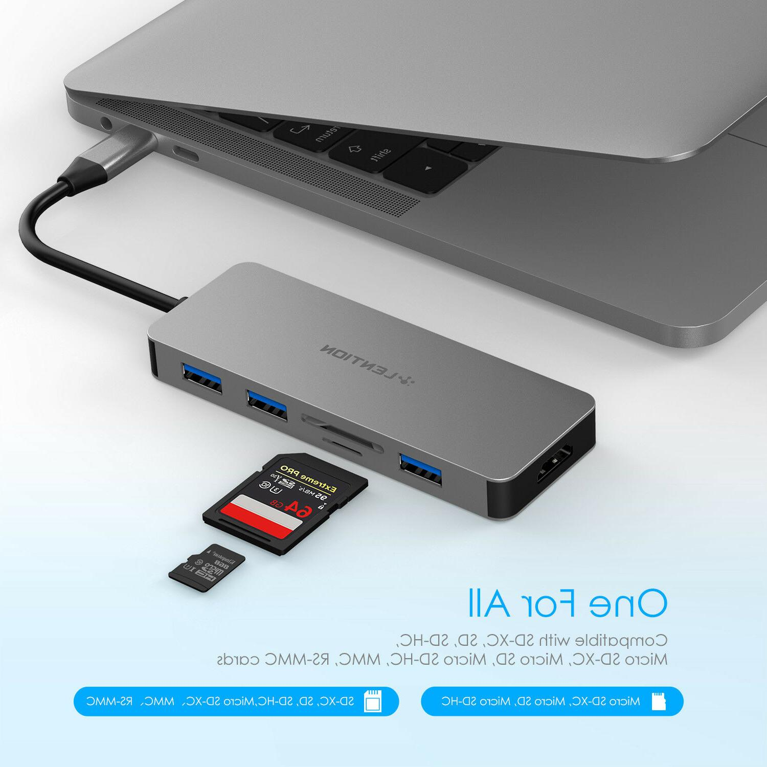 USB-C Hub C with HDMI for MacBook