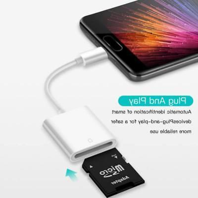 usb c type c to sd card