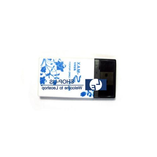 New USB Multi Memory Card Reader Support Micro SD M2 MS DUO