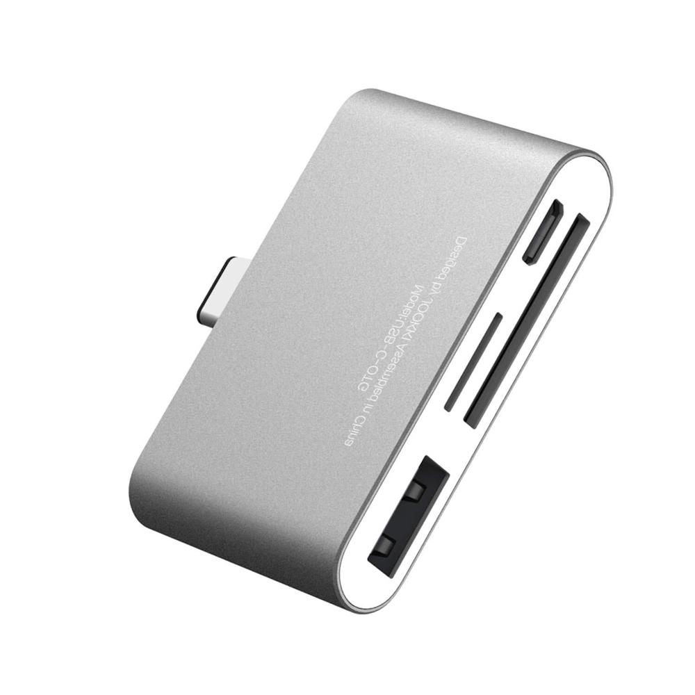 USB Type <font><b>Reader</b></font> <font><b>Thunderbolt</b></font> To OTG <font><b>SD</b></font> Micro USB for Macbook Pro