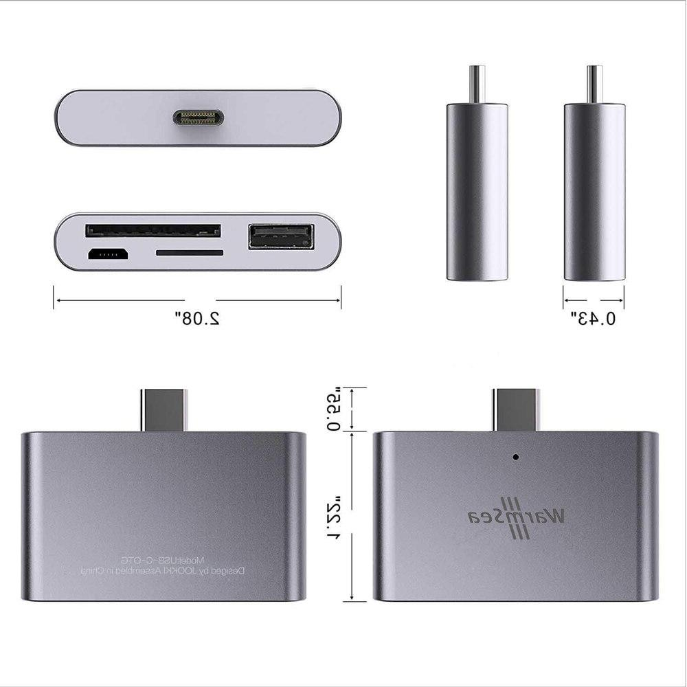 USB <font><b>Reader</b></font> USB <font><b>Thunderbolt</b></font> To USB OTG <font><b>SD</b></font> Micro Macbook Pro S9 S8 Huawei