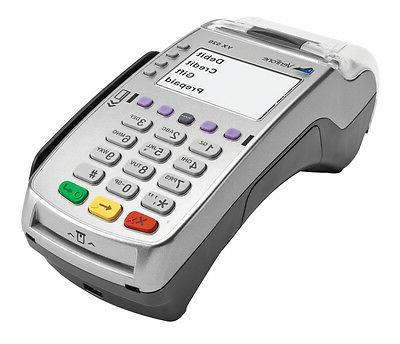 Verifone VX520 Dual Comm Credit Card Machine- With