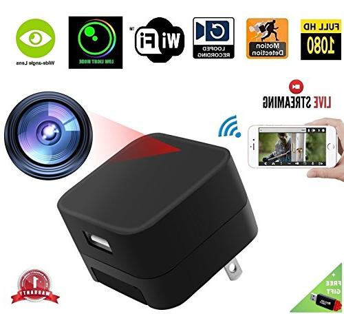 wifi charger live streaming camcorder