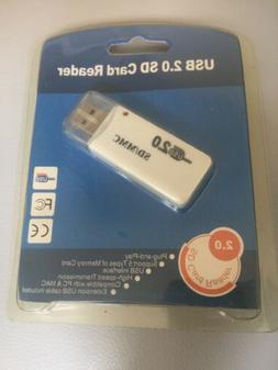 lot of 7 usb 2 0 sd