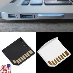 MicroSD Card Adapter Reader TF to Short SD For Mac MacBook P