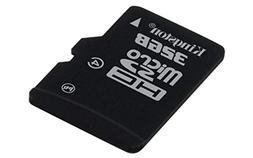 Kingston Digital 32GB microSDHC Class 4 Flash Memory Card SD
