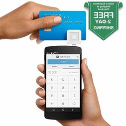 Square Mobile Credit Card Reader iPhone Android headset jack