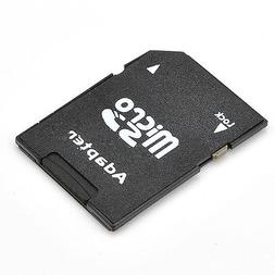 New Micro SD to SD HC SDHC Memory Card Adapter TF Reader