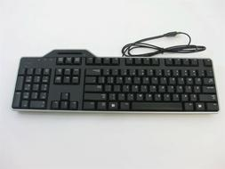 Dell New Smart Card Reader USB Wired Keyboard 0R4F7T in Orig