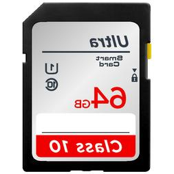 Original SD Card 64GB Memory Card Extreme Pro Ultra Class 10