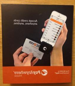 PAY ANYWHERE MOBILE CREDIT CARD READER - NEW IN BOX