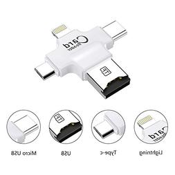 Portable Card Readers, SD Card,Mobile phone USB flash driv