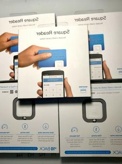 Square Reader - Credit Card Reader for Mobile Devices *iPhon