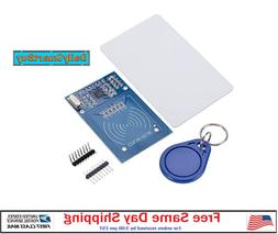 RFID RC522 Reader Module Kit with Card Tag Key Chain for Ard