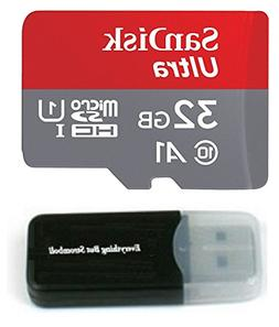 SanDisk 32GB Micro Ultra Memory Card works with Crosstour Ac