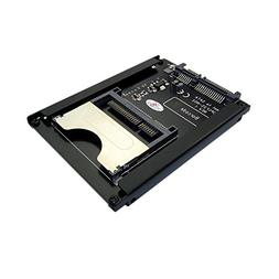 SATA 22Pin to C Fast Card adapter 2.5 inch Hard Disk Case SS