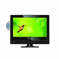 Supersonic SC-1312 13.3 inch Widescreen LED HDTV with Built-