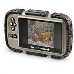 """Stealth Cam SD Card Reader and Viewer with 4.3"""" LCD Screen S"""