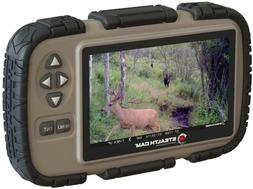 "Stealth Cam SD Card Reader and Viewer with 4.3"" LCD Screen S"