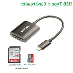 sd card reader usbc usb 3 1