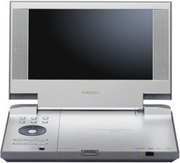 Toshiba SD-P1850 Portable DVD Player with 8-Inch Widescreen