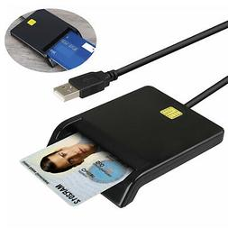 smart card reader dod military usb common