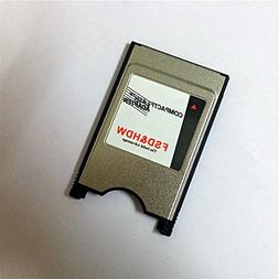 New Compactflash Card to PC Card Adapter Notebook PC Laptop