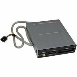 StarTech.com 3.5in Front Bay 22-in-1 USB 2.0 Internal Multi
