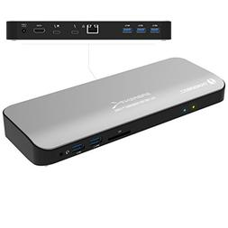 Sabrent Thunderbolt 3 Docking Station with Power Delivery up