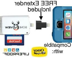Trail Camera Viewer SD Card Reader For iPhone Android Sandis
