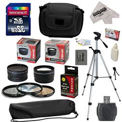 Ultimate Accessory Kit for Canon PowerShot SX50 HS SX50HS Di