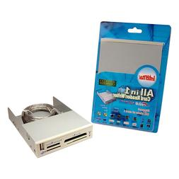 "USB 2.0 All-in-One 3.5"" Inch Multi-Slot Internal Memory Card"