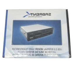 Sabrent USB 2.0 Internal Memory Card Reader/ Writer CR-USNT
