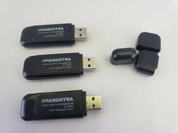 USB 2.0 Memory Card Reader 5 in 1 - lot of 3- NEW - Artograp