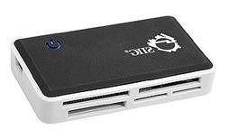 SIIG USB 2.0 Multi Card Reader / JU-MR0C12-S1 /