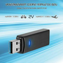 USB 3.0 Card Reader Dual Slot TF SD MMC UHS-I Cards Memory C