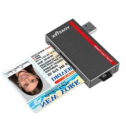 VOASTEK USB 3.0 Smart Card Reader | Electronic ID Card Reade